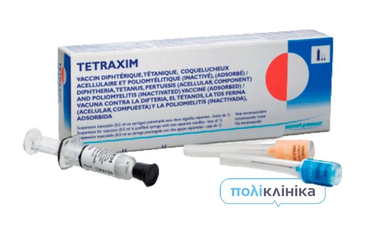 Тетраксім у Полі-Клініка Дарниця