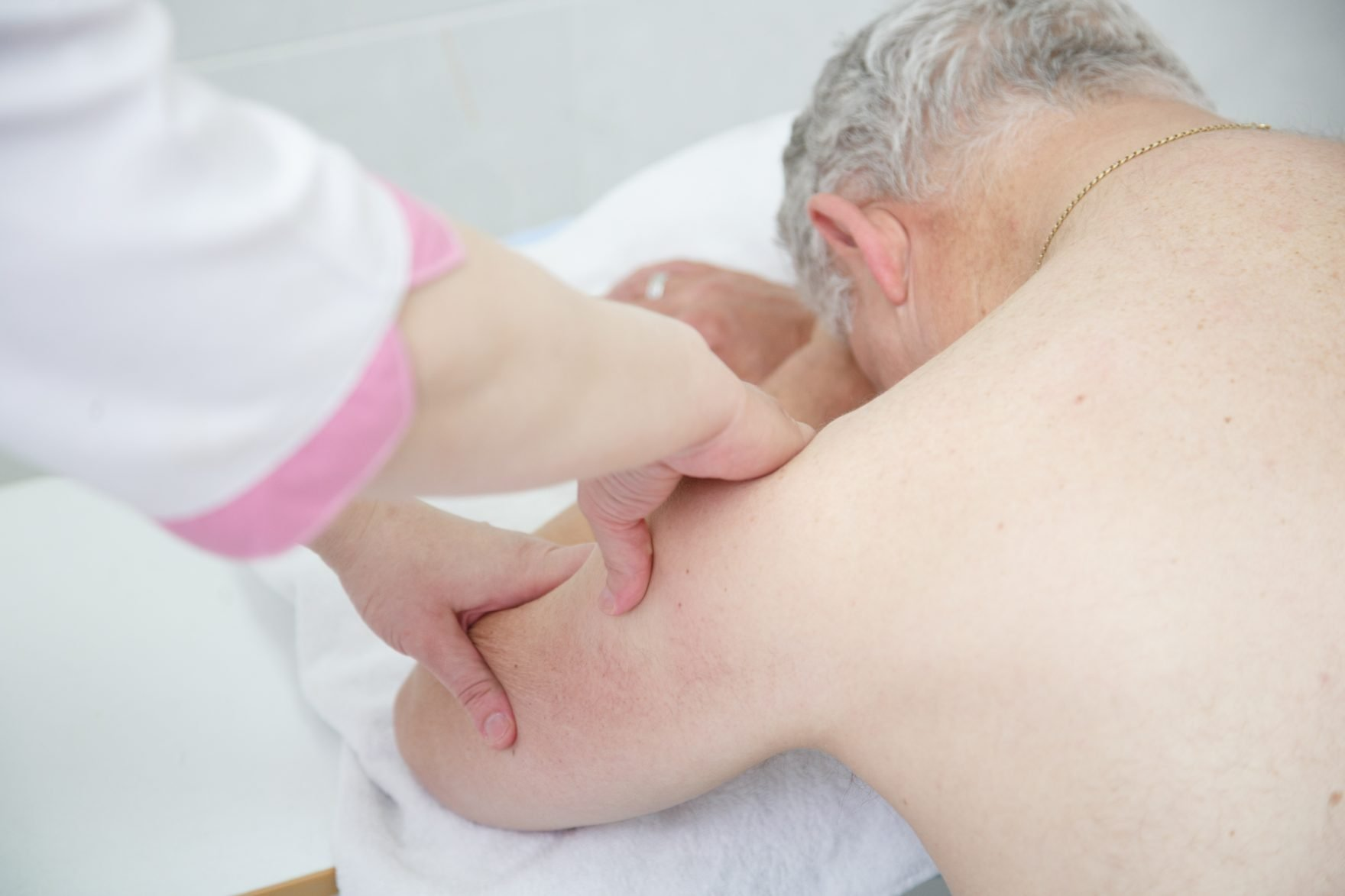 Реабілітація та масаж