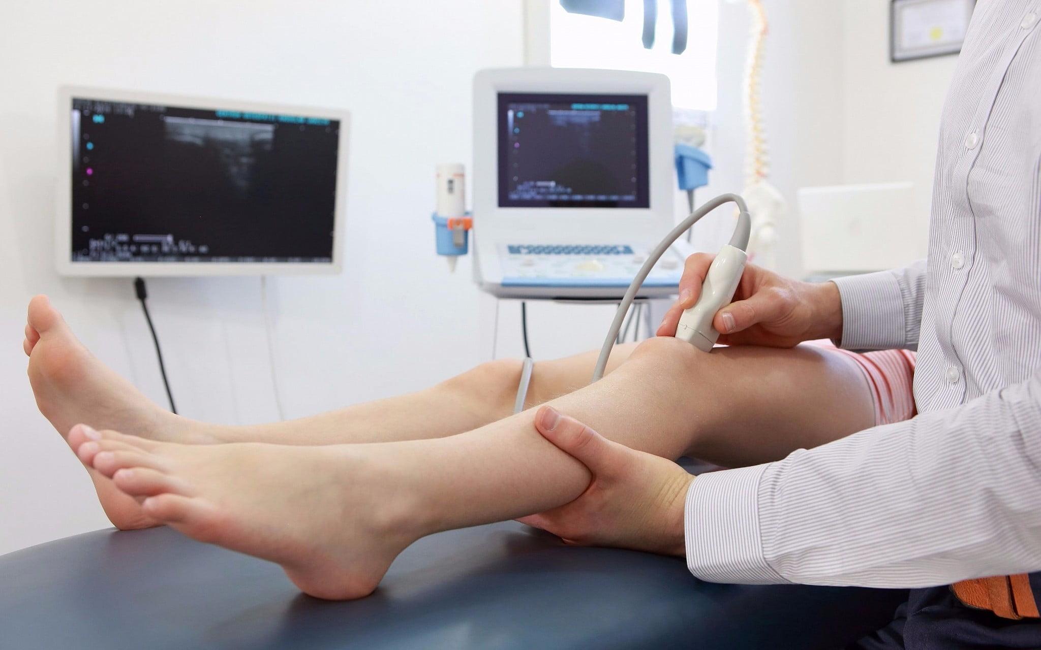Ультразвуковое дослідження суглобів в МЦ «Полі-Клініка»
